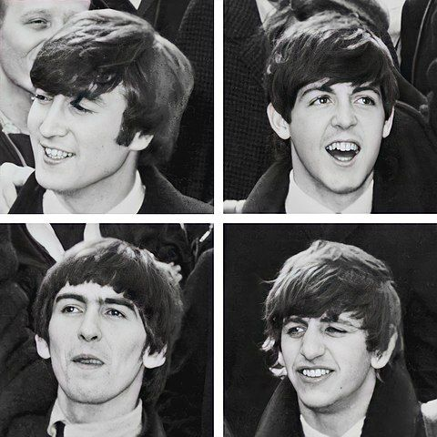 The Beatles - authors of the song